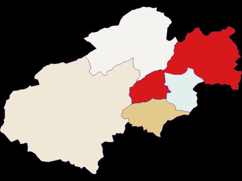 Population development since 2011 in Grünbach am Schneeberg