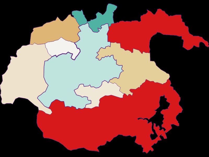 Population development since 2011 in Kirchberg am Wechsel