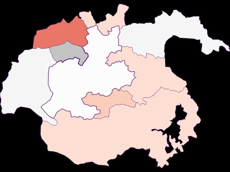 Farmers (comparison to Austria) in Kirchberg am Wechsel