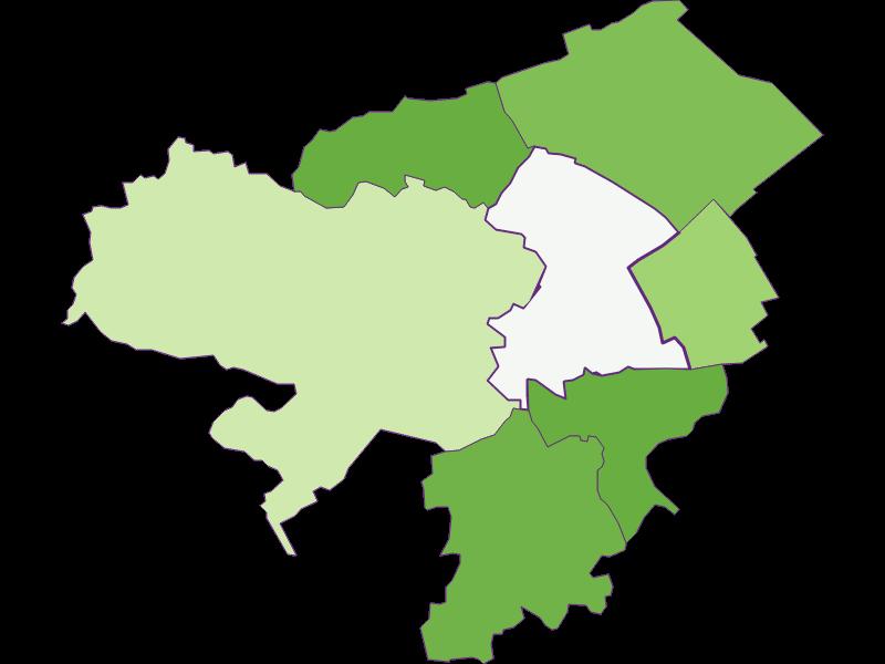 Settlement in Neunkirchen