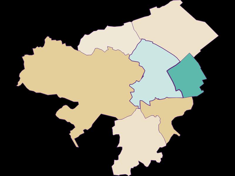 Population development since 2011 in Neunkirchen