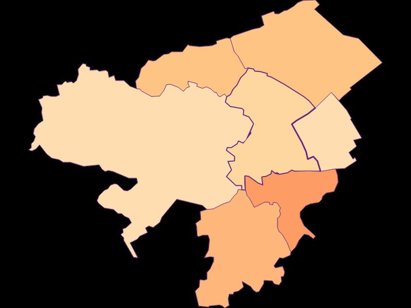 Household size in Neunkirchen