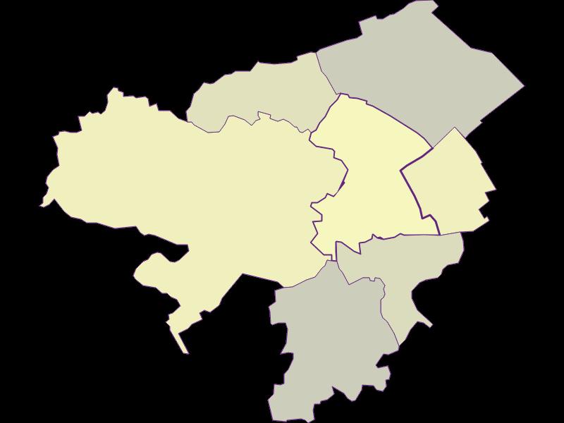 Farmers (comparison to federal state) in Neunkirchen