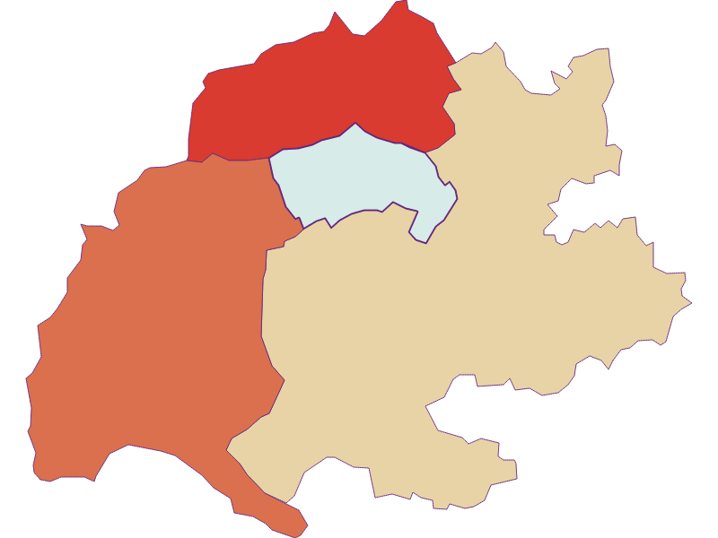 Демография с 1869 года в Otterthal