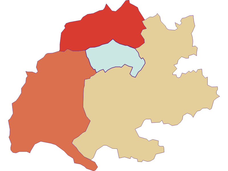 Демография с 1900 года в Otterthal