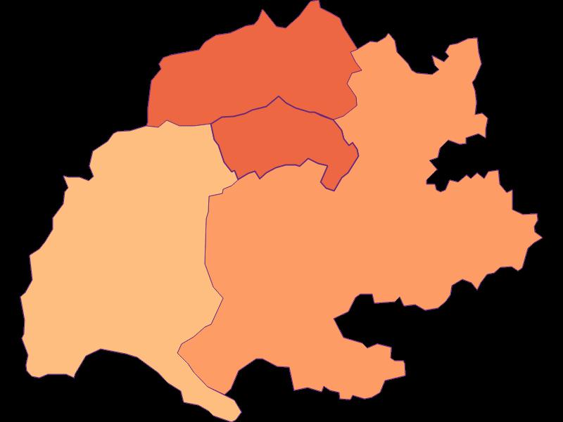 Размер домохозяйства в Otterthal