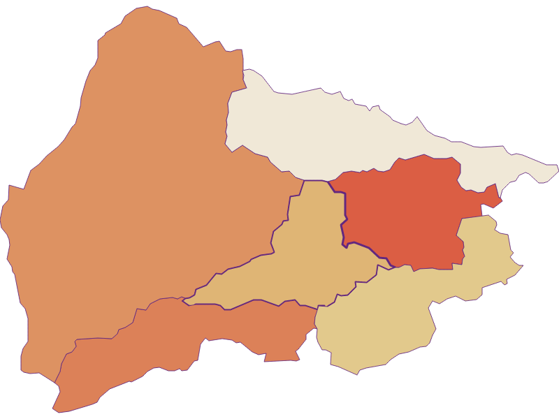 Population development since 2011 in Payerbach