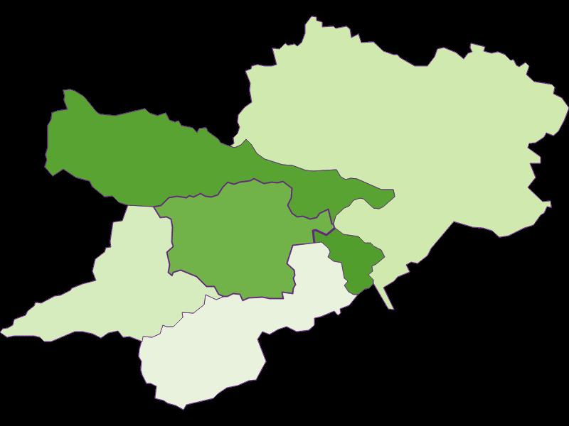 Settlement in Prigglitz