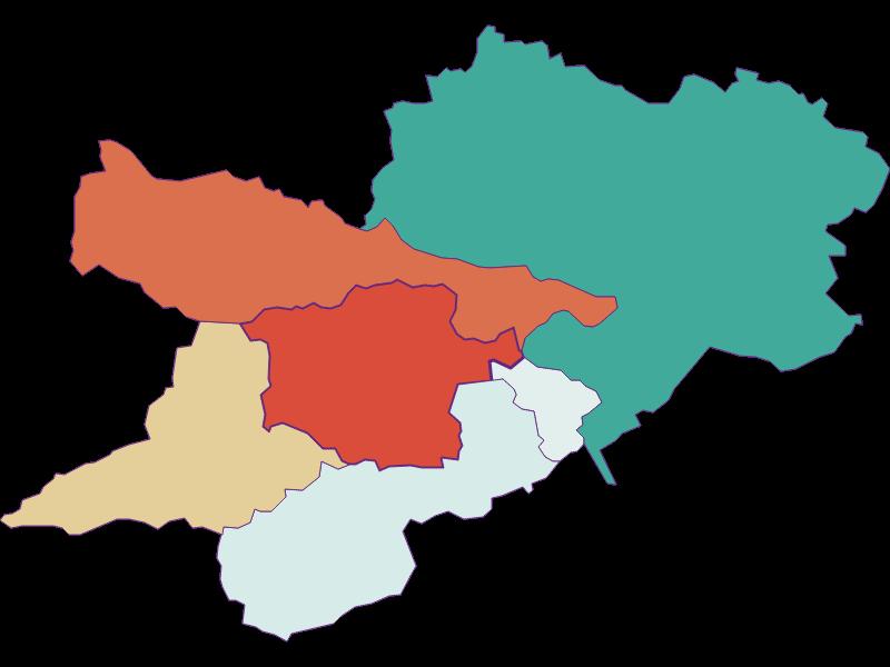 Population development since 1869 in Prigglitz