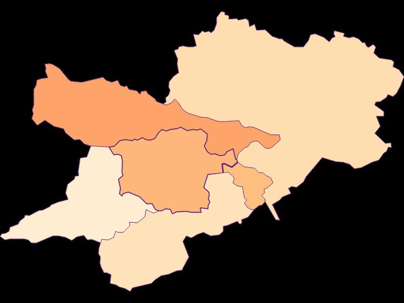 Household size in Prigglitz