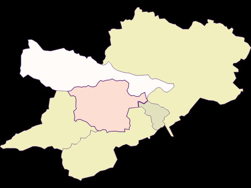 Farmers (comparison to federal state) in Prigglitz