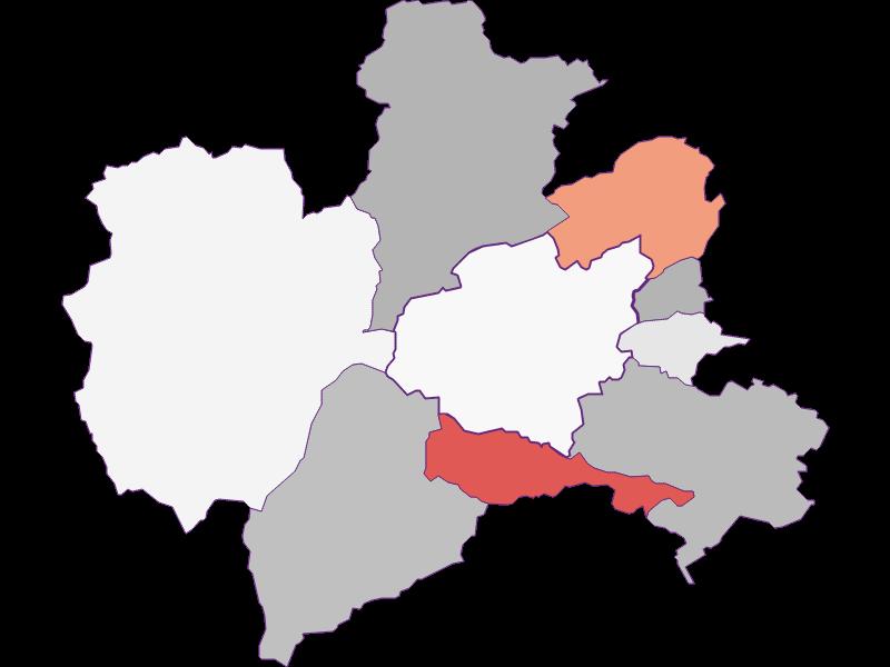 Activity rate in Puchberg am Schneeberg
