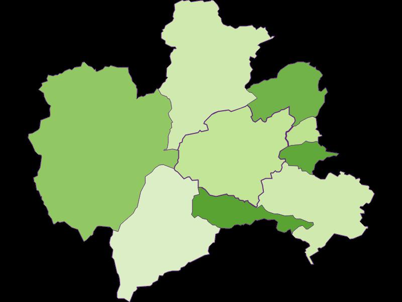 Settlement in Puchberg am Schneeberg
