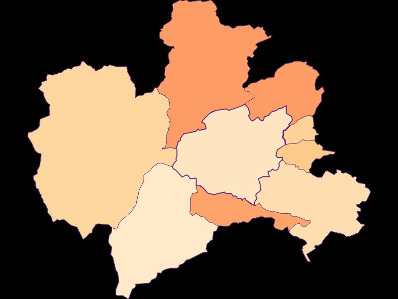 Household size in Puchberg am Schneeberg
