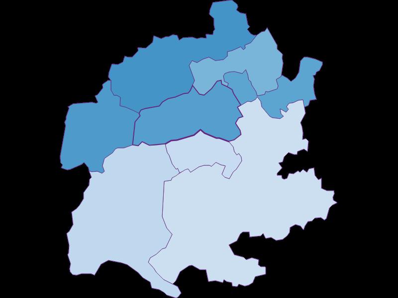 Unemployment in Raach am Hochgebirge