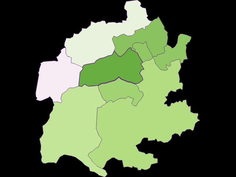 Settlement in Raach am Hochgebirge