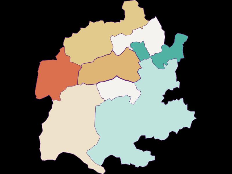 Population development since 2011 in Raach am Hochgebirge