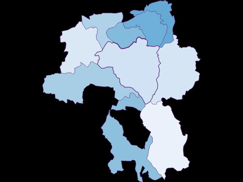 Unemployment in Scheiblingkirchen-Thernberg