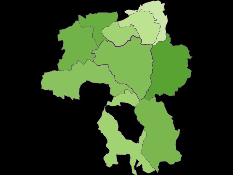 Settlement in Scheiblingkirchen-Thernberg