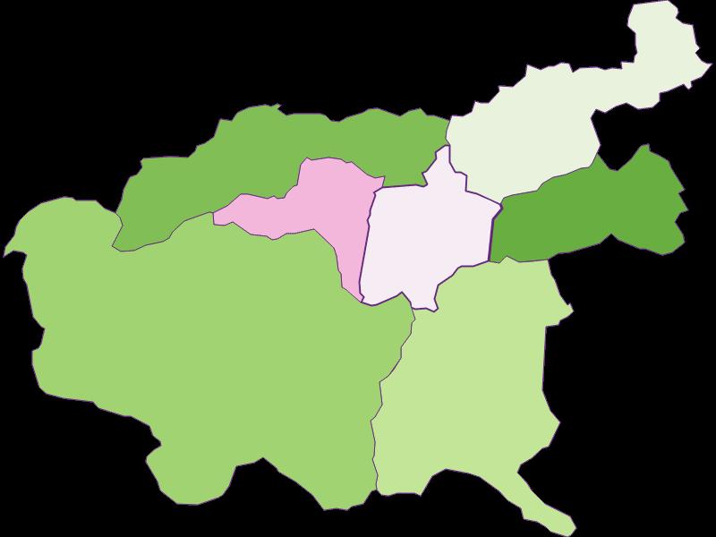 Settlement in Schottwien