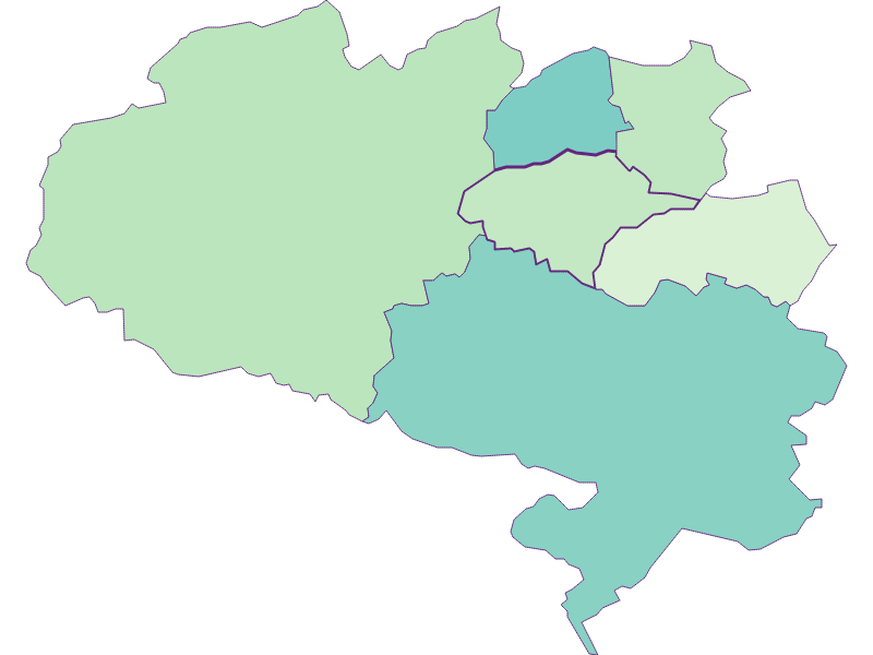 Share of foreigners in Schrattenbach