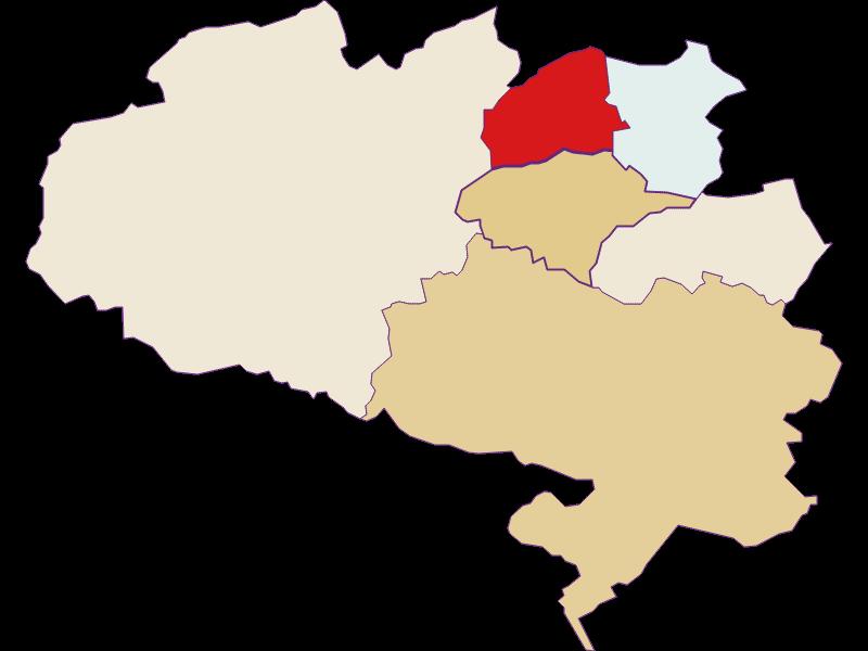 Population development since 2011 in Schrattenbach