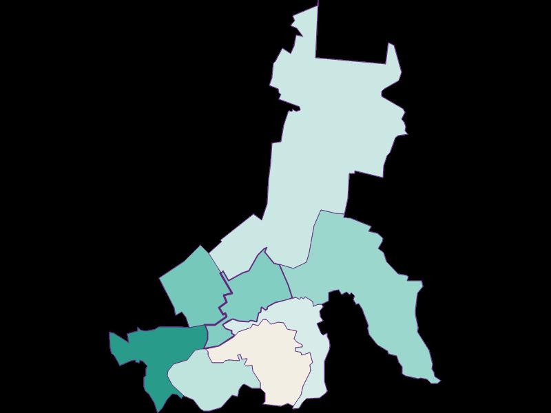 Демография с 1900 года в Schwarzau am Steinfeld
