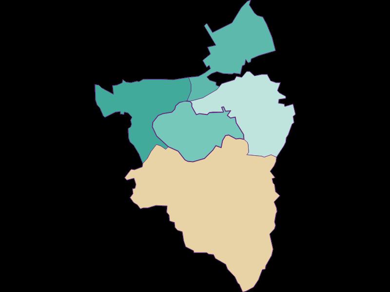 Population development since 1869 in Seebenstein