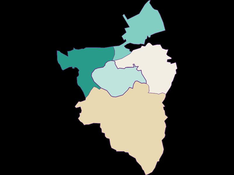 Population development since 1900 in Seebenstein