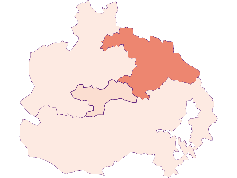 Activity rate in St. Corona am Wechsel