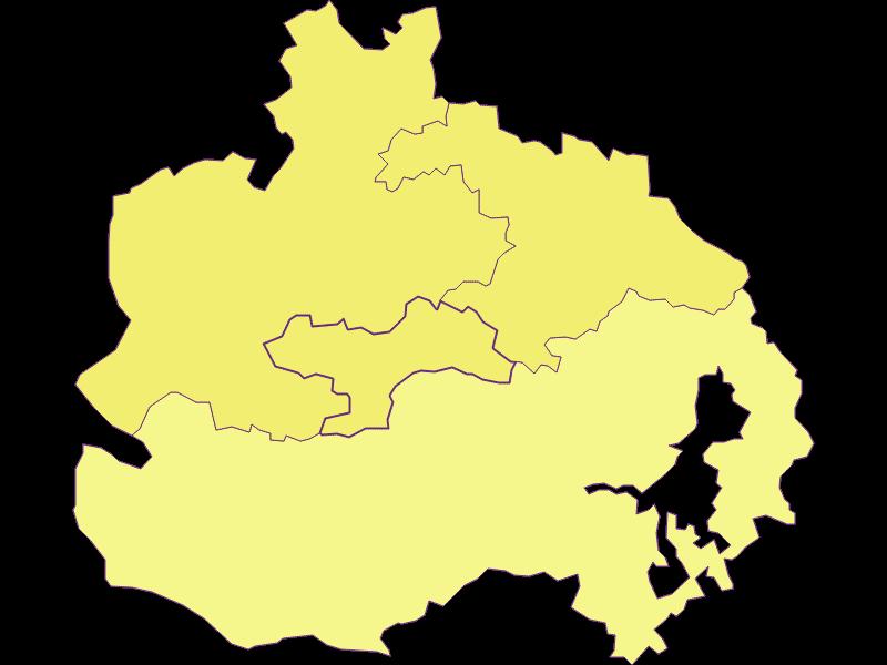 Population Density | St. Corona am Wechsel