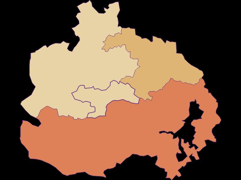 Population development 1869-2018 | St. Corona am Wechsel