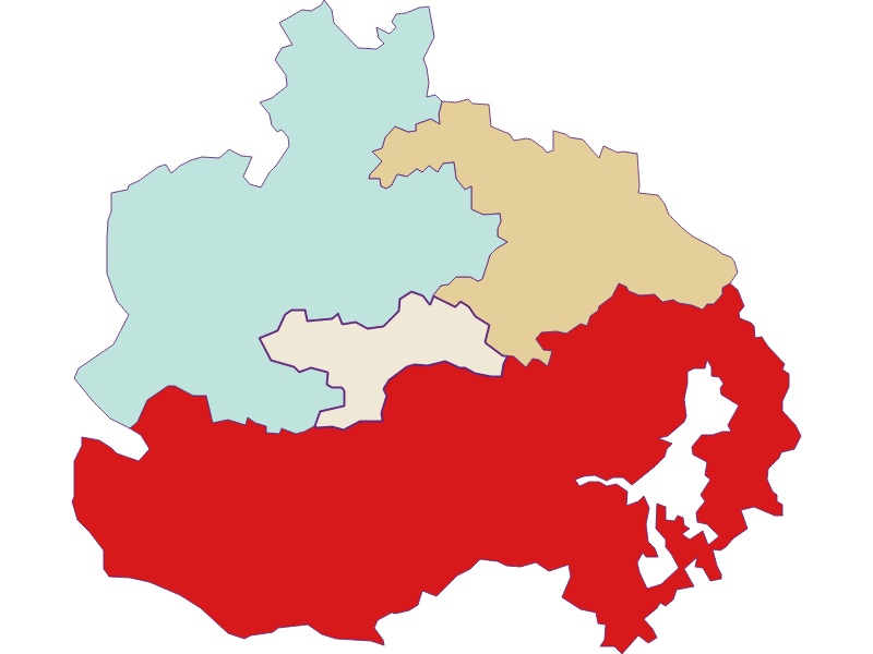 Population development since 2011 in St. Corona am Wechsel