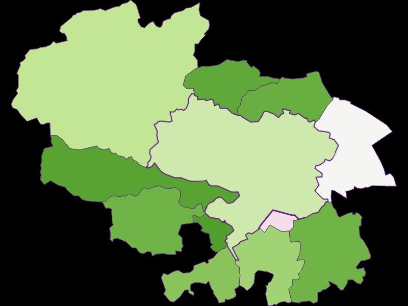 Settlement in Ternitz