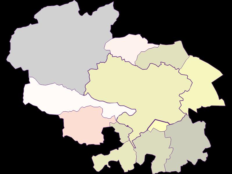 Farmers (comparison to federal state) in Ternitz