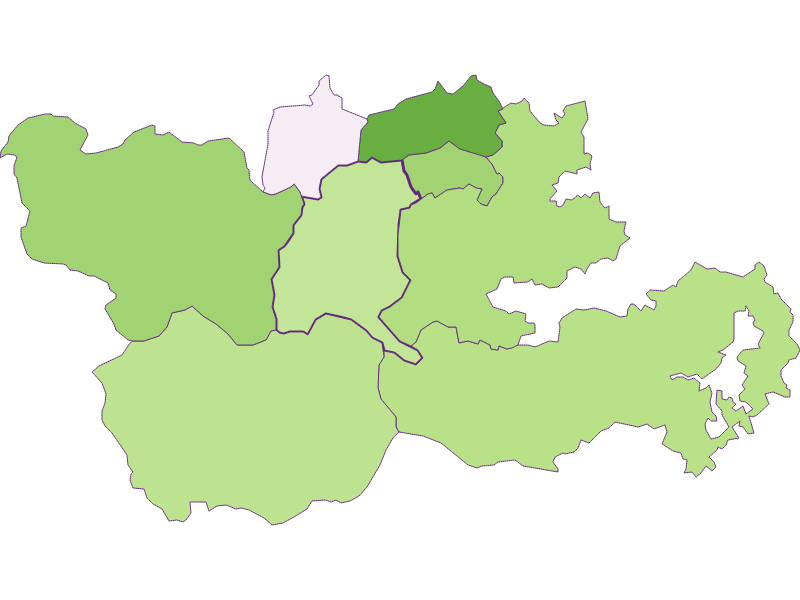 Settlement in Trattenbach