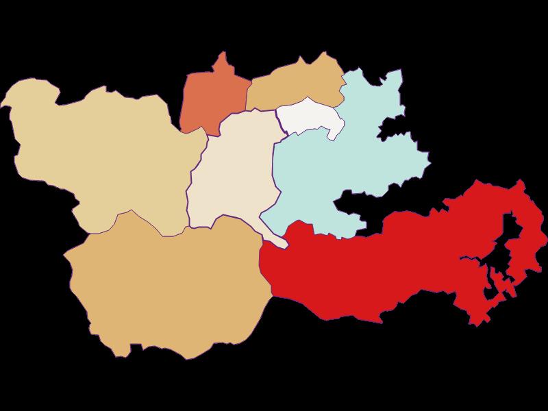 Population development since 2011 in Trattenbach