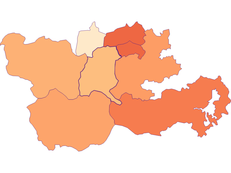 Household size in Trattenbach