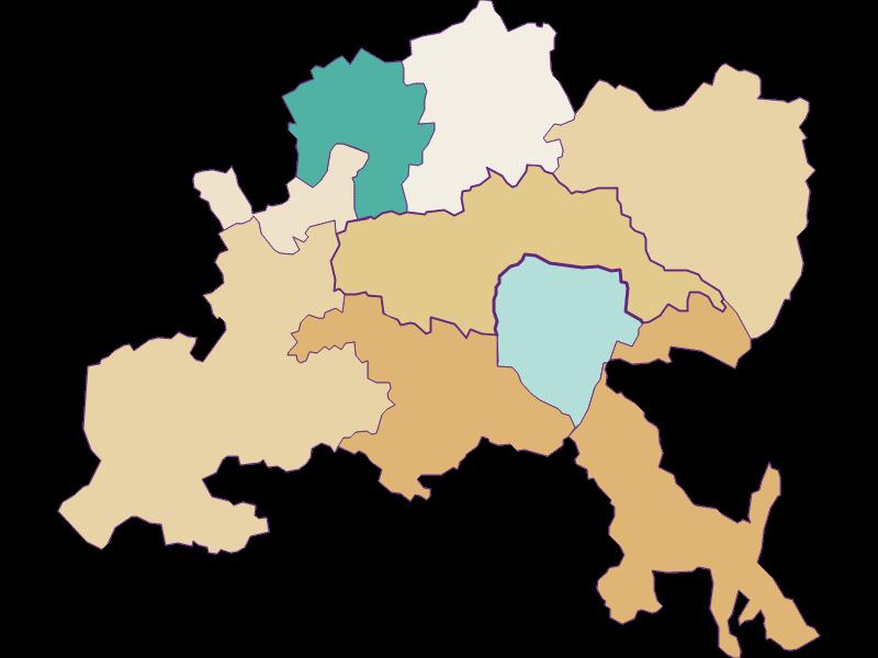 Демография с 1869 года в Warth