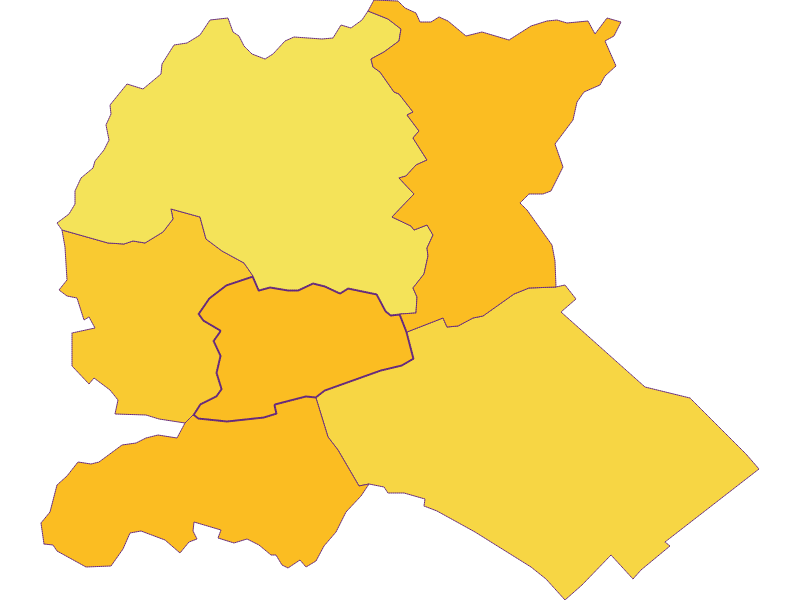 Population density in Willendorf