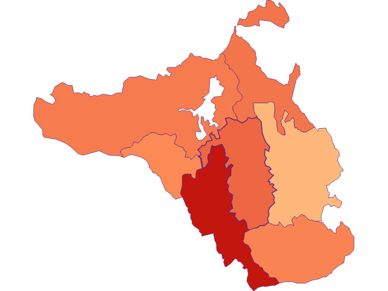 Household size in Zöbern
