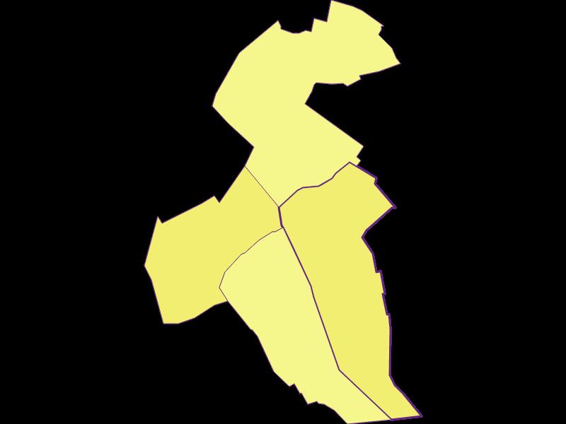Population density in Andau