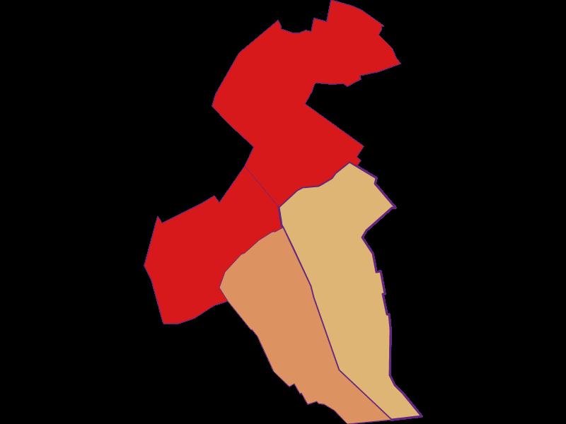 Population development since 2011 in Andau
