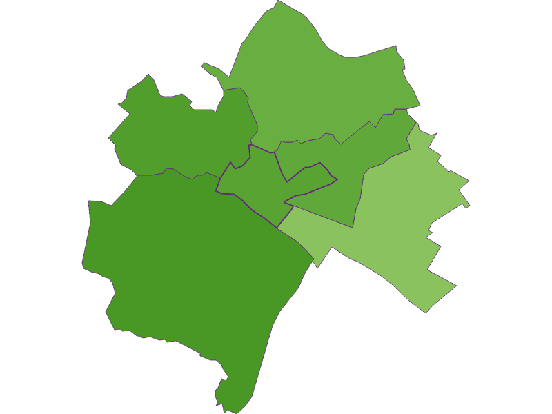 Settlement in Edelstal