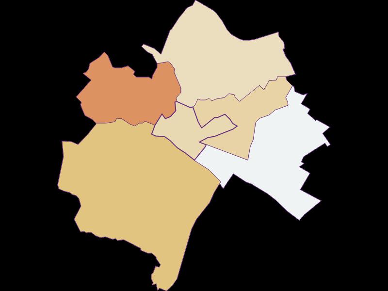 Population development since 1869 in Edelstal