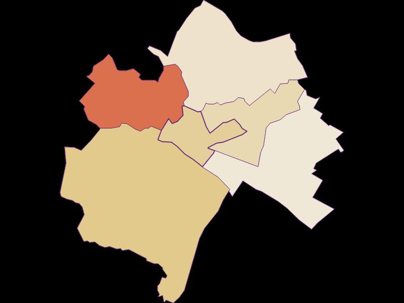 Population development since 1900 in Edelstal