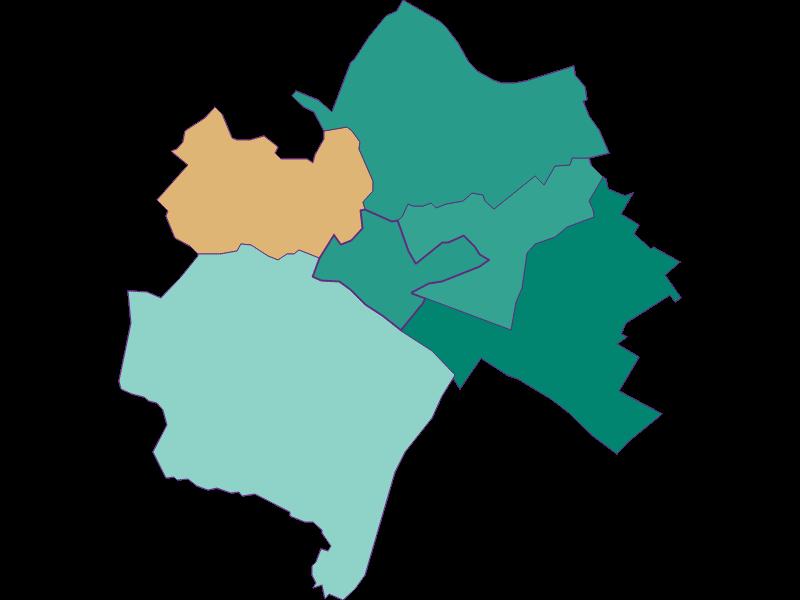 Population development since 2011 in Edelstal