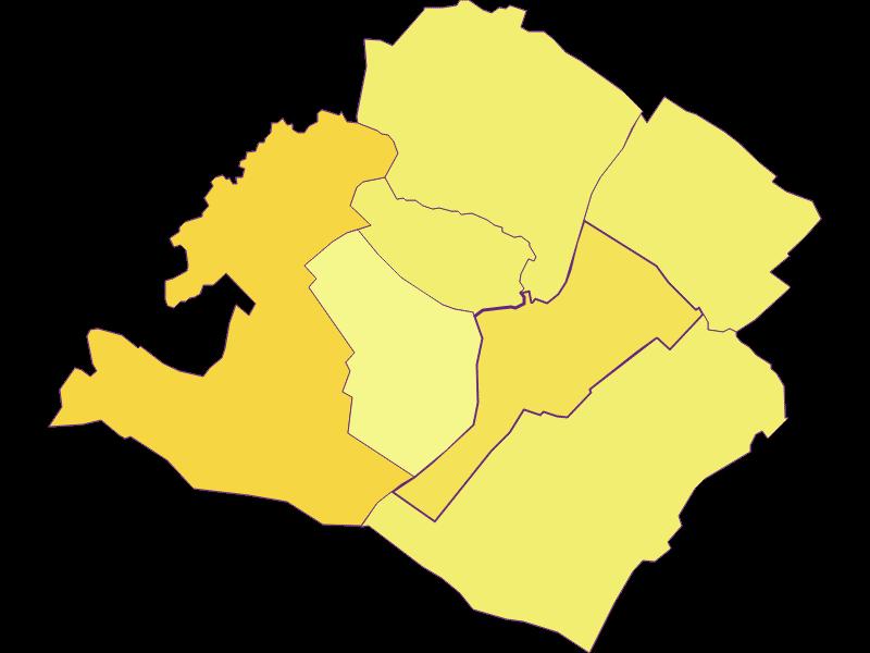 Population density in Gattendorf