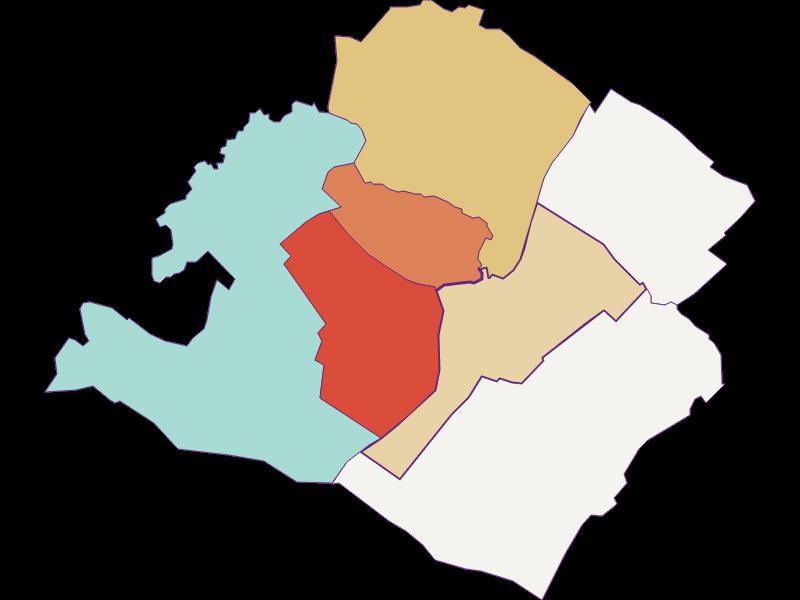 Population development since 1869 in Gattendorf