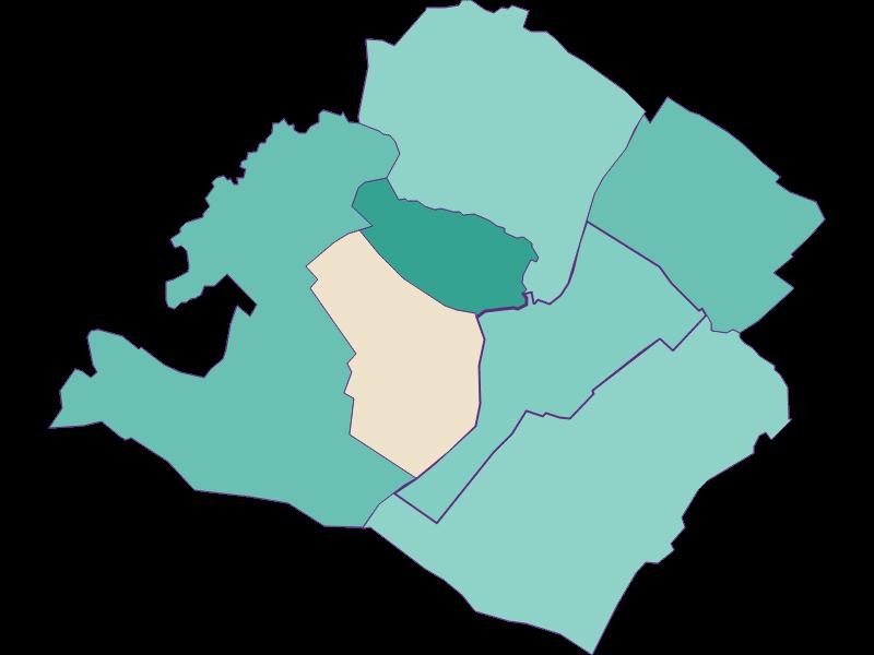 Population development since 2011 in Gattendorf